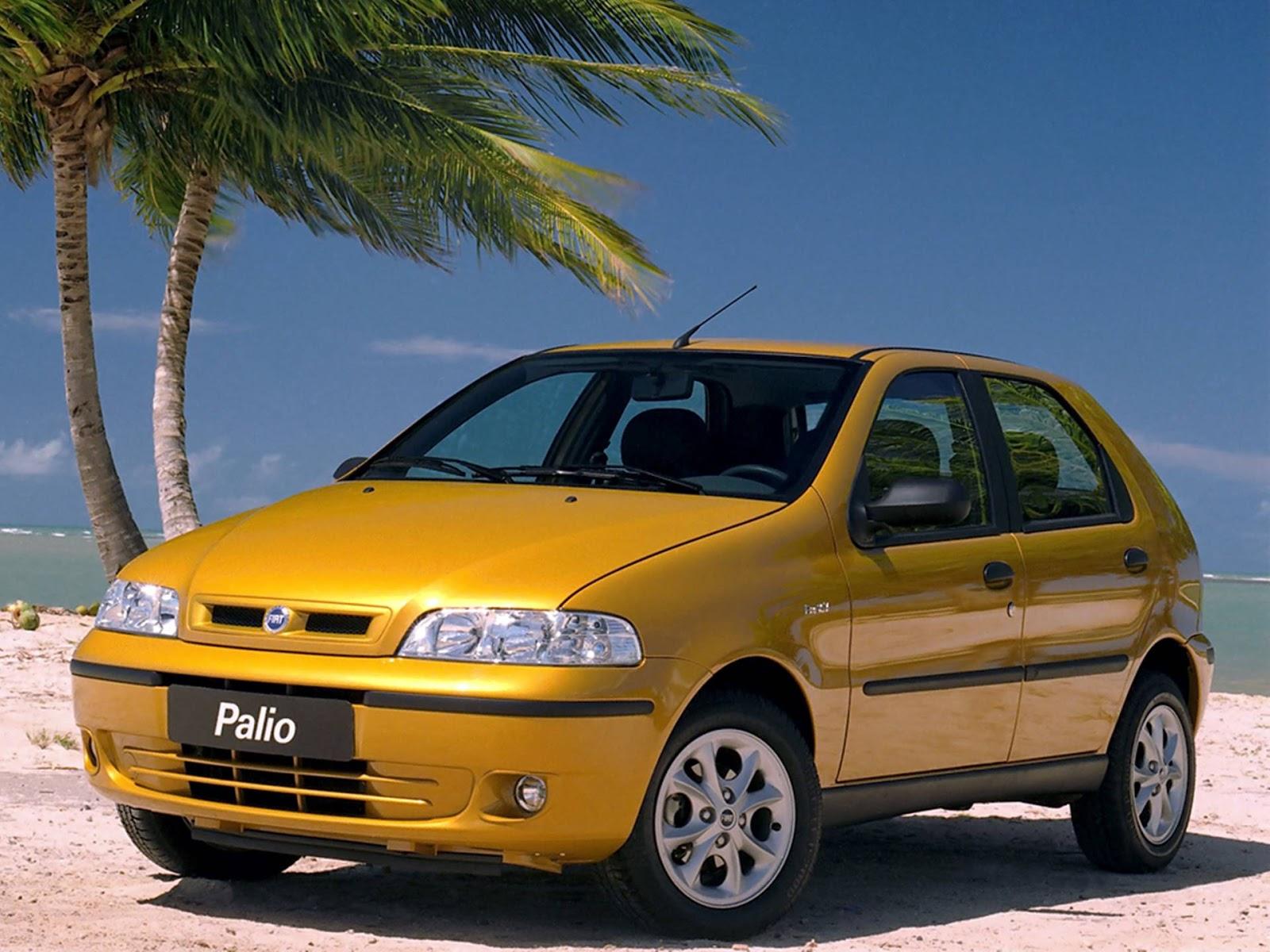 Fiat Palio Ex Century 1.0 2002