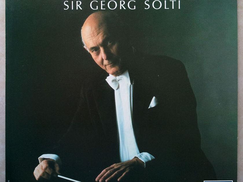 London ffrr Digital/Solti/Schubert - Symphony No.9 / NM