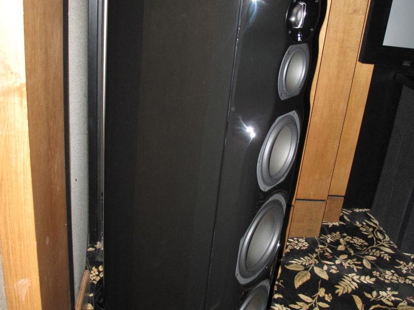 Revel  Ultima Salon2  Loudspeaker - Black Gloss (7 Months Old)
