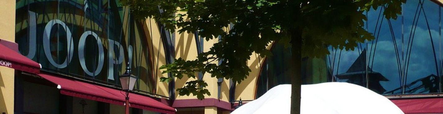 Франкфурт: Шоппинг в АУТЛЕТЕ Вертхайм