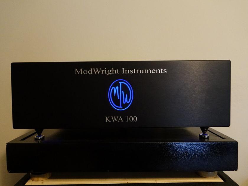 ModWright  LLC KWA-100 Stereo Power Amplifier