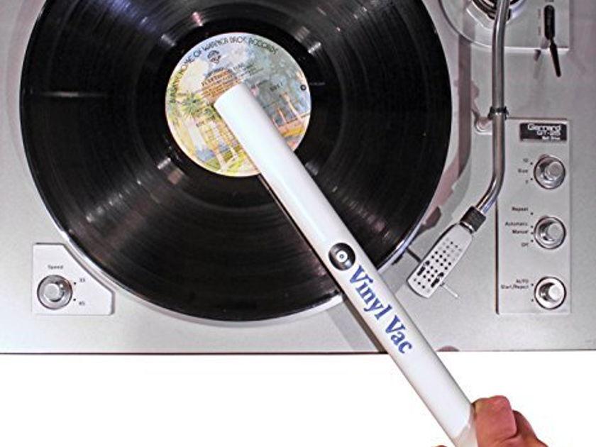 Vinyl Vac Vinyl Record Vacuum Wand Attaches to Your Vacuum Hose
