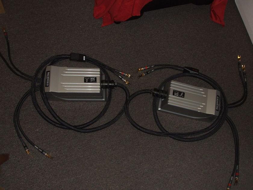MIT  Oracle Matrix SHD120 BiWire Speaker Cables