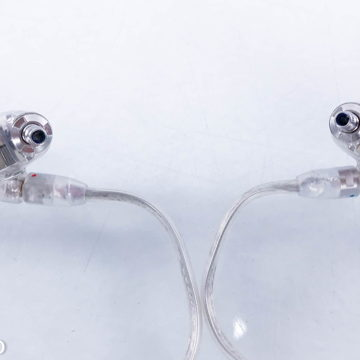 SE846 Sound Isolating In-Ear Monitors / Earbuds