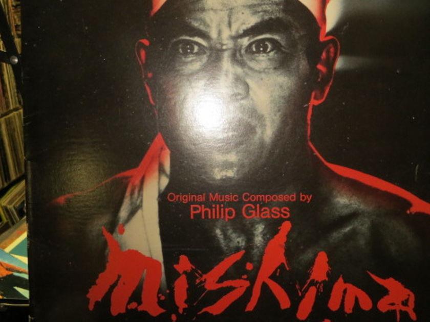 PHILIP GLASS - MISKIMA MOVIE SOUNDTRACK