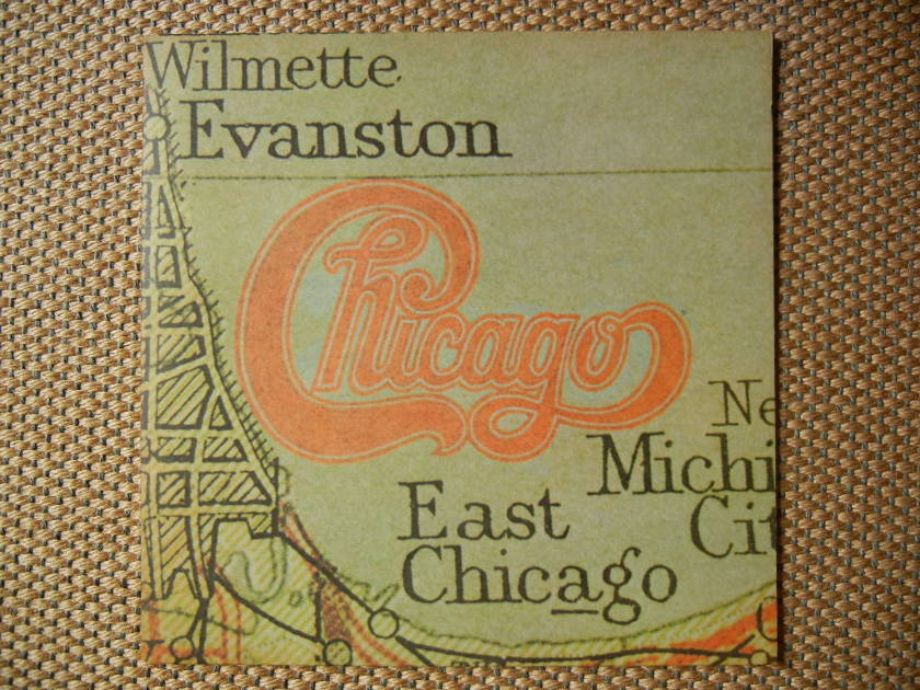 CHICAGO/ - CHICAGO/ Columbia Stereo JC34860