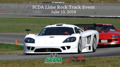 SCDA- Lime Rock Park- Track Event- June 13th