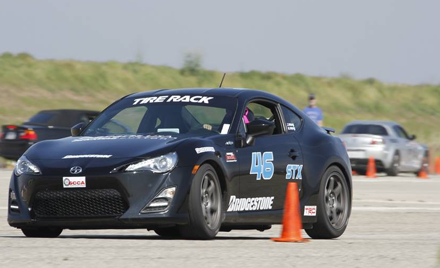 """""""Thinkin of Lincoln"""" Autocross Practice"""