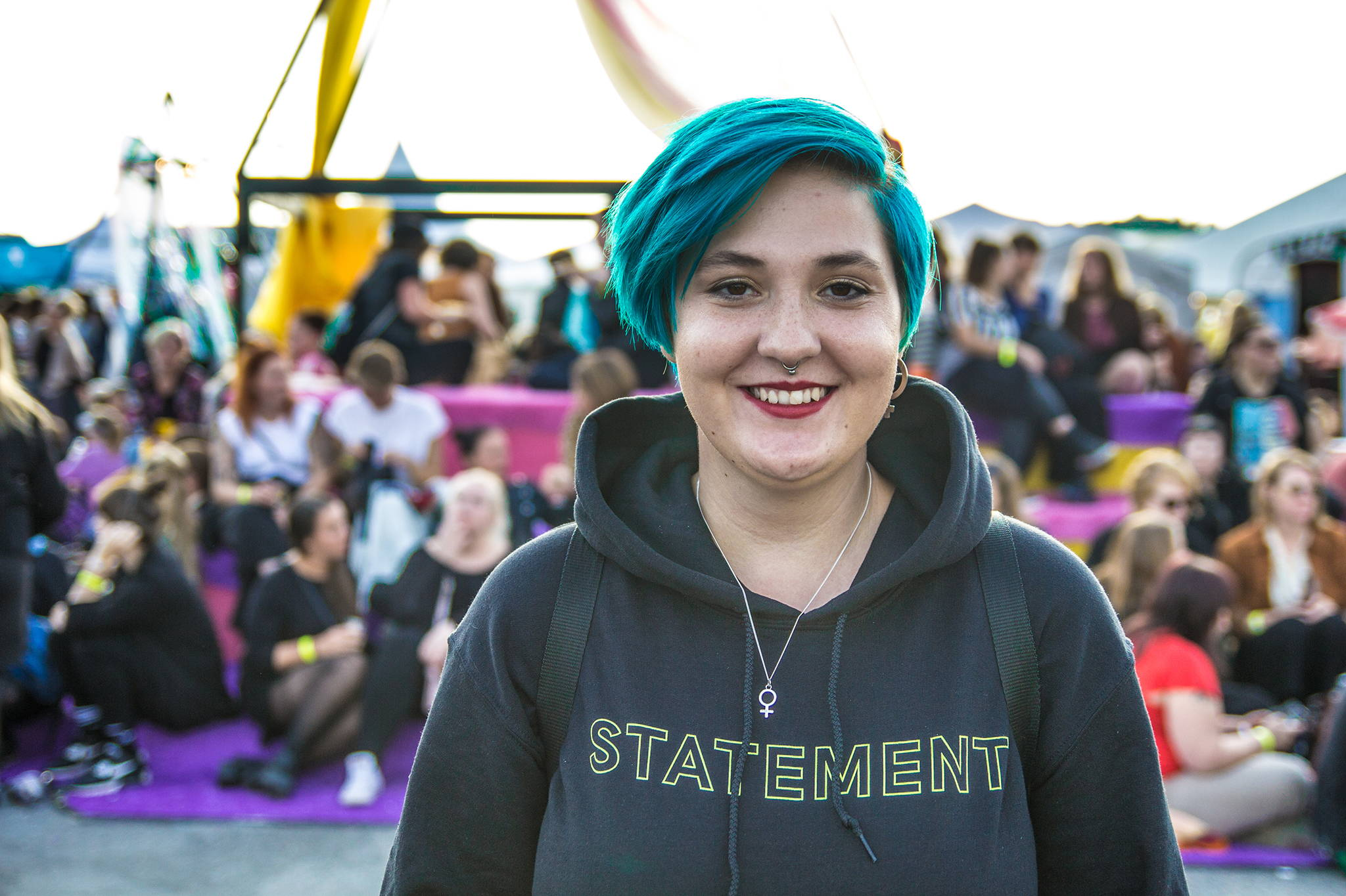 Statement Festival Photo: Sandra Backlund, SallyHill