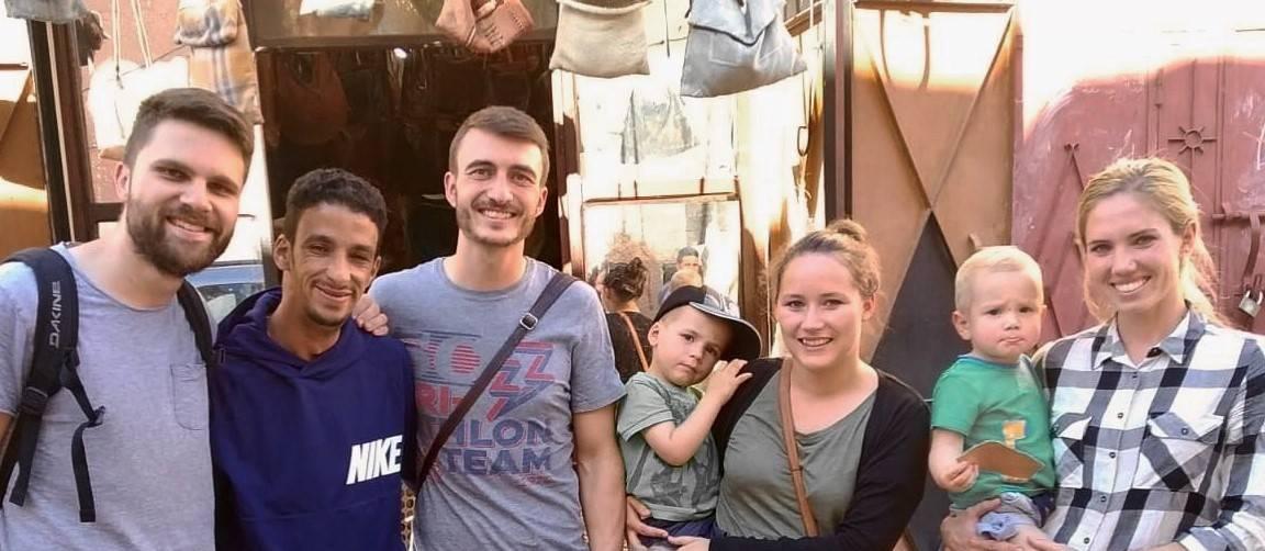 VIVIFY Marokko: Unser Team