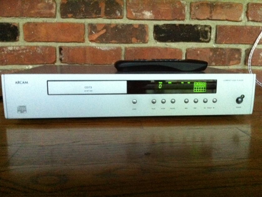 Arcam CD73T Sweet sound, one owner