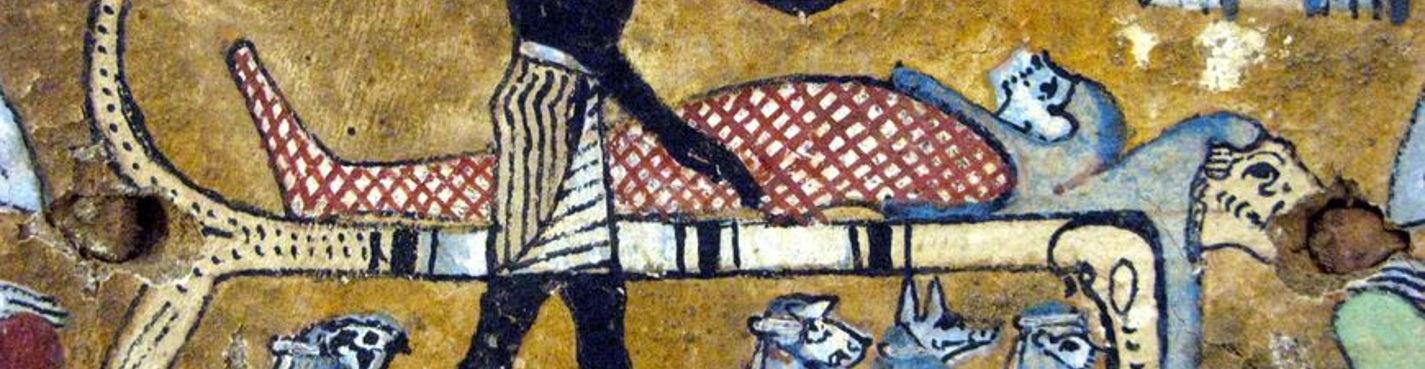 Охота на мумий в Эрмитаже