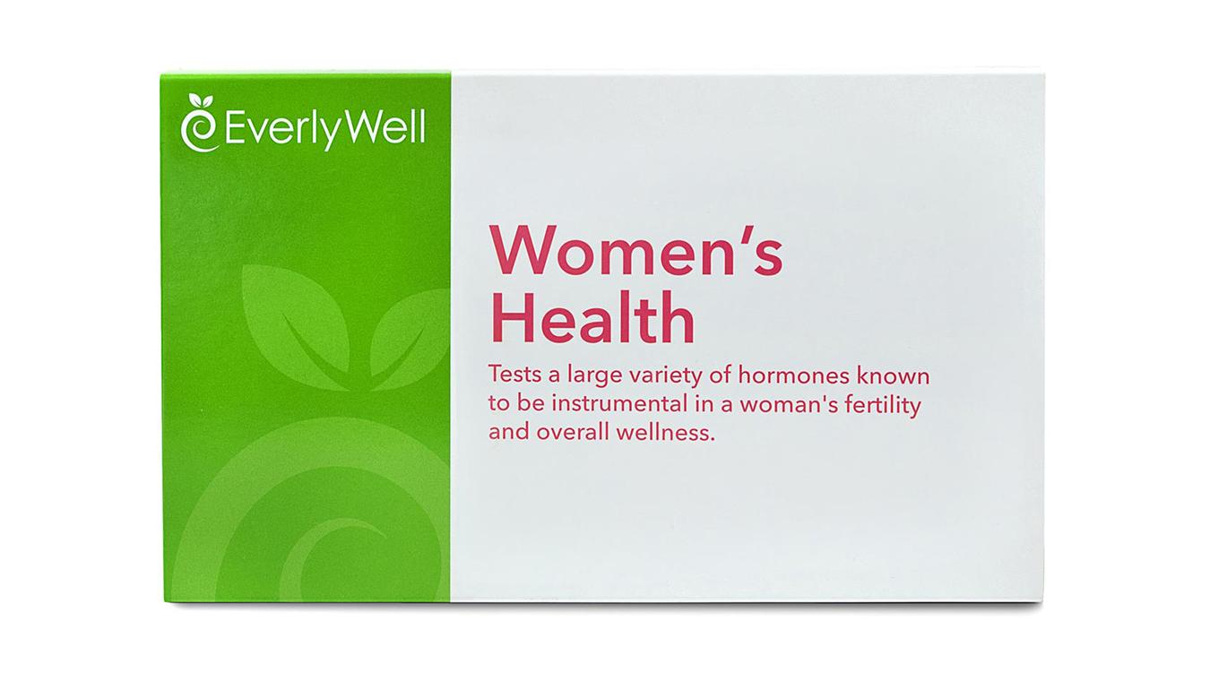 Womens health fertility test 1