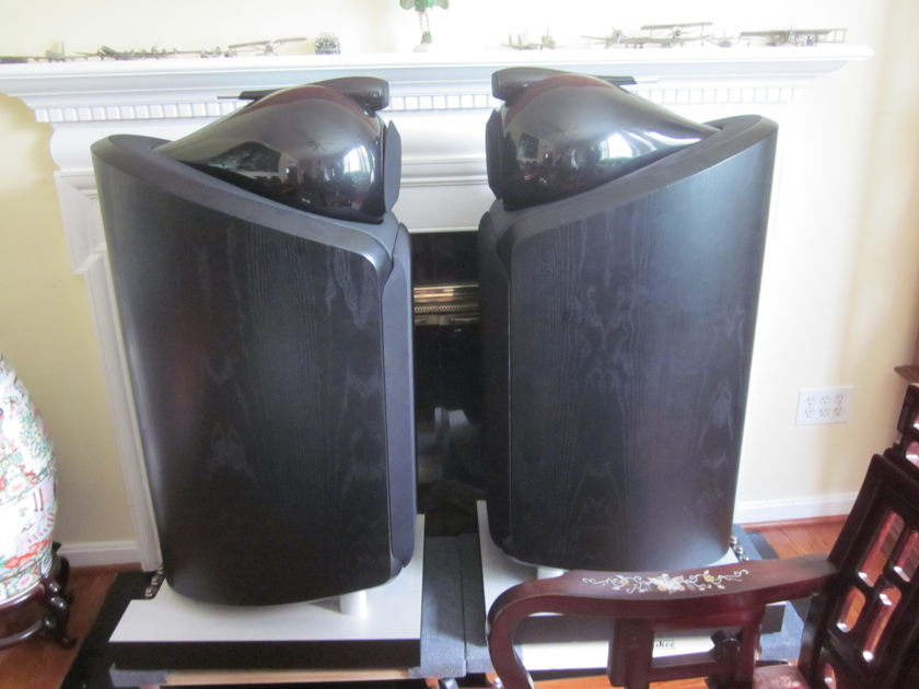 B&W  800D Black Color DIAMOND SERIES I - ***SEE AD DETAILS***