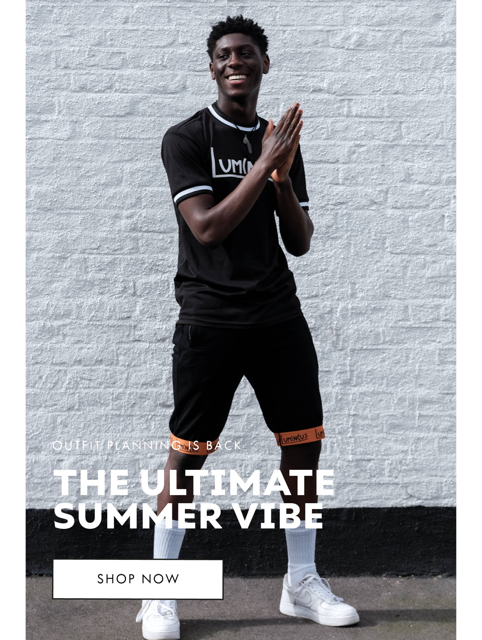 The Ultimate Summer Vibe - Shop Now