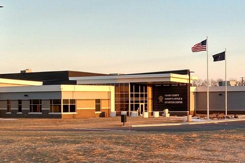 Image for Adams Co. Judicial Center