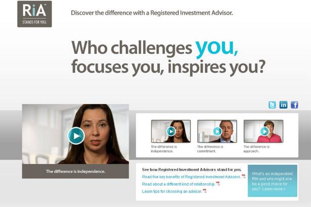 Sneak peek at Schwab's website