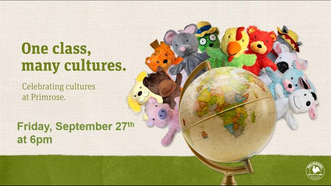 Celebrating Cultures Potluck