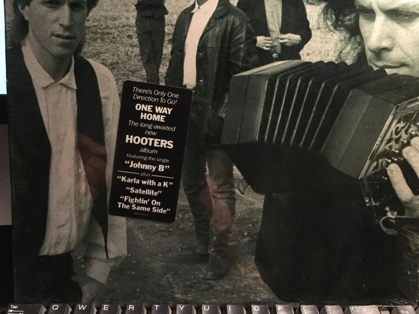 HOOTERS - ONE WAY HOME SHRINK STILL ON COVER