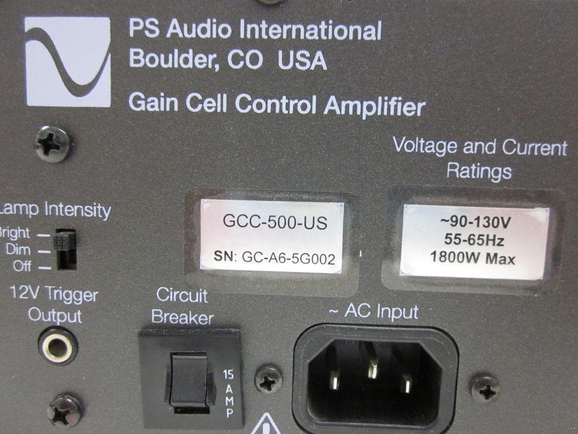PS Audio GCC-500 Integrated Amplifier
