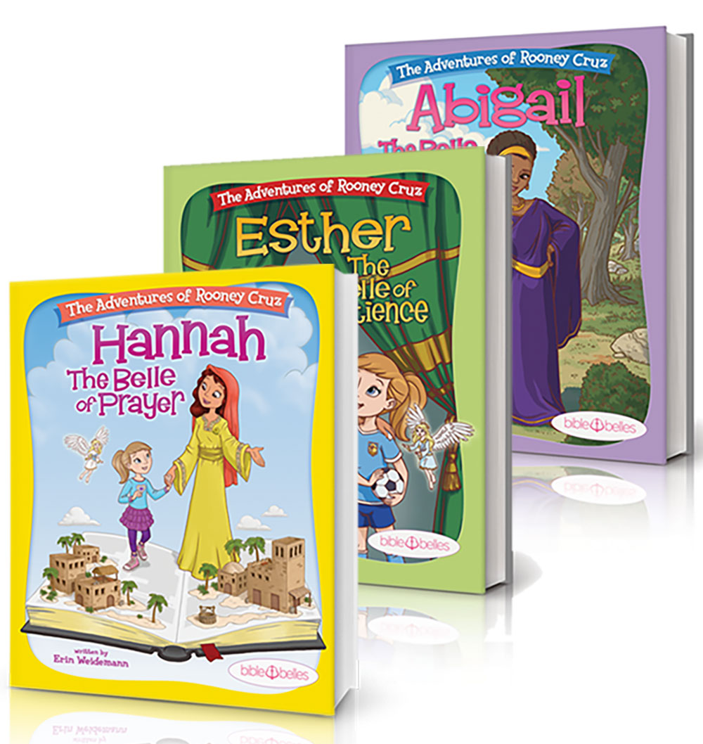 3 Book Kids Gift Bundle