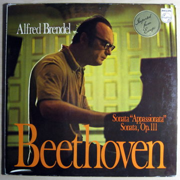 "Beethoven – Sonata ""Appassionata"" / Sonata, Op. 11"