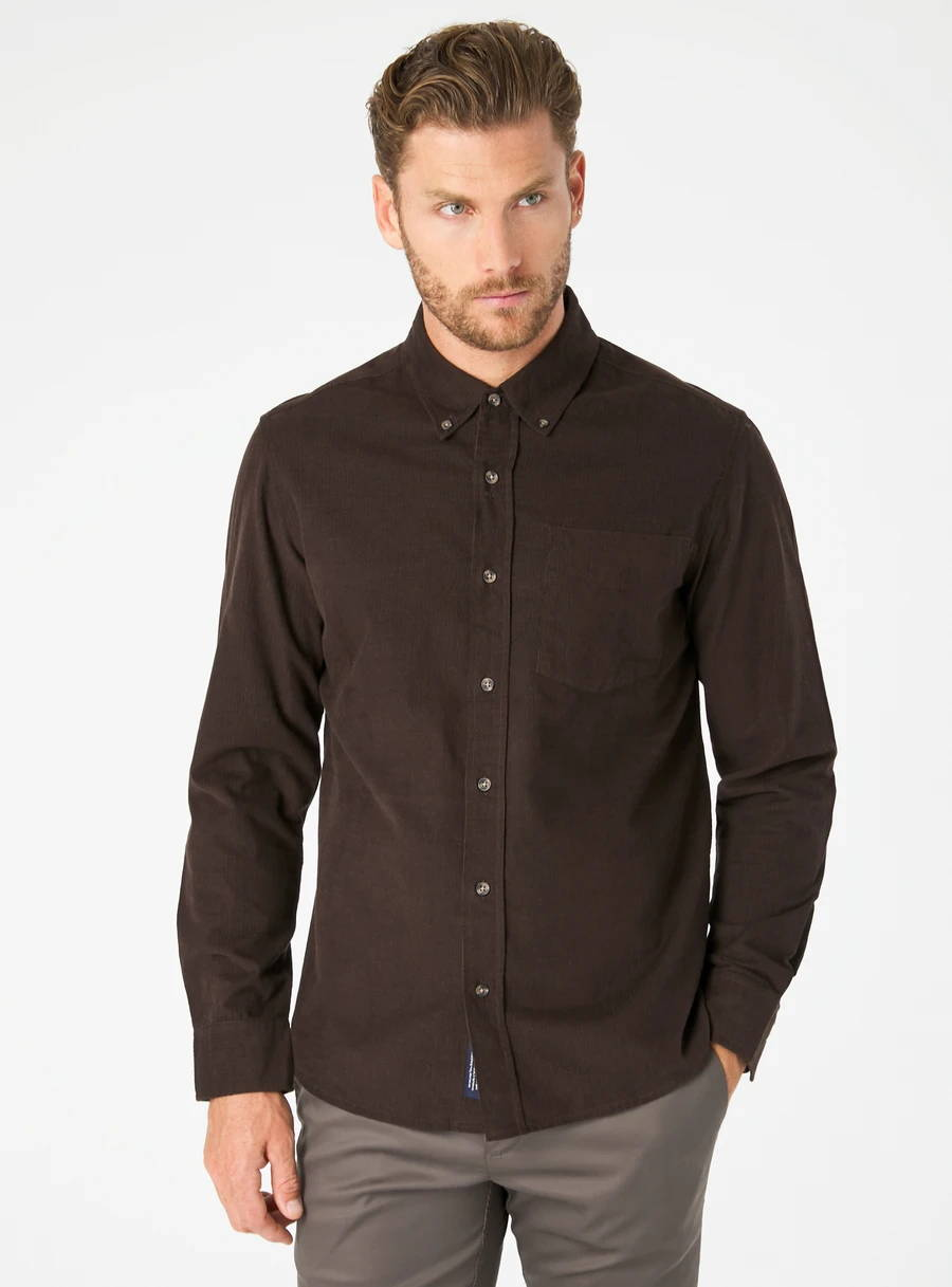 The Darklands Corduroy Shirt