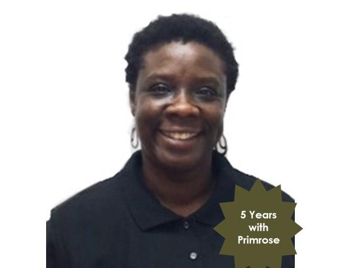 Ms. Nwakuche , Early Preschool 3 Teacher