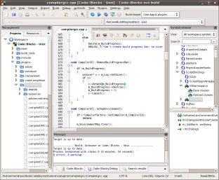 Code::Blocks vs NetBeans IDE detailed comparison as of 2019 - Slant