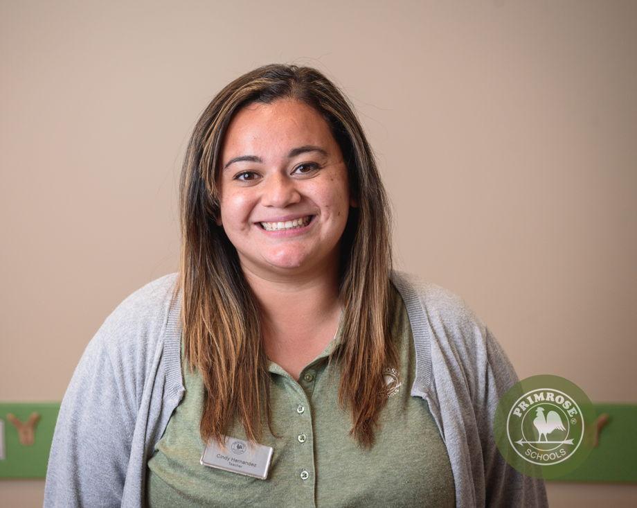 Cindy Hernandez , Early Preschool Teacher