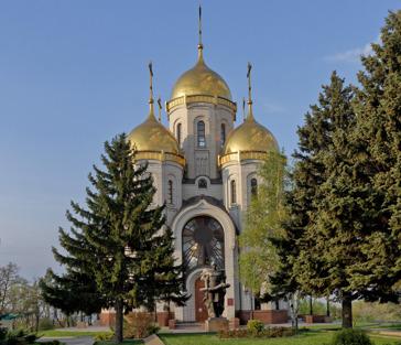 Обзорная экскурсия. Храмы Волгограда