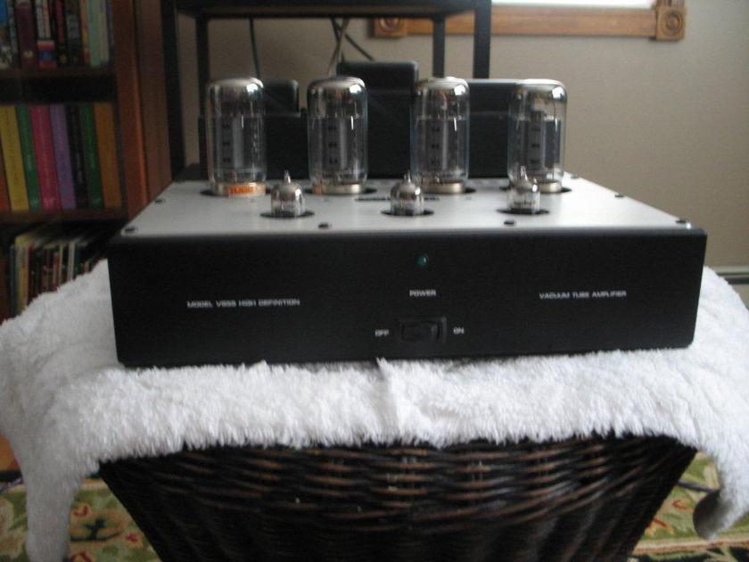 Audio Research  VS-55 Tube  Amplifier