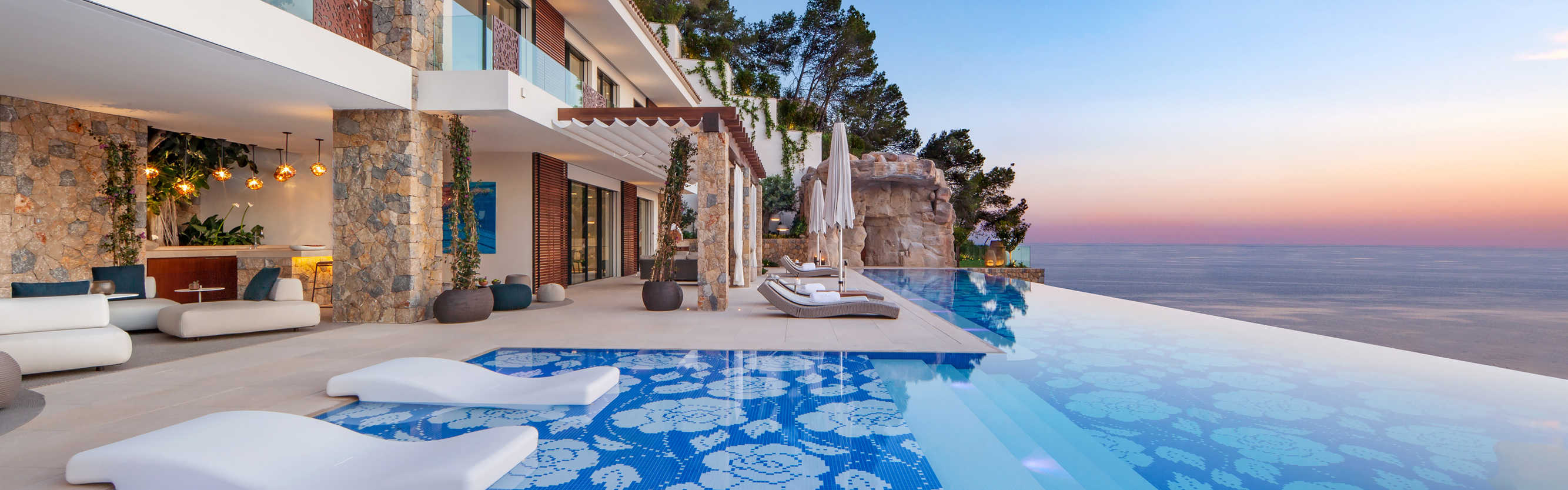 Balearen, Spanien - Villa Cloud in Port Andratx, Mallorca