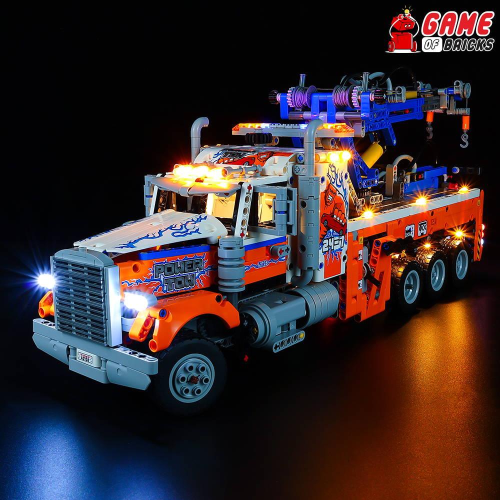 Light Kit for Heavy-duty Tow Truck 42128