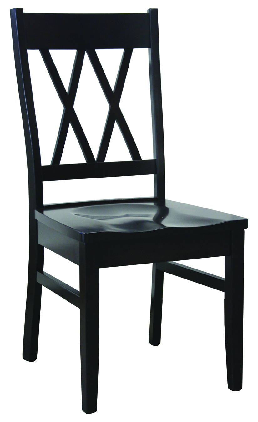 Townsend Solid Wood, Handcrafted Kitchen Chair or DIning Chair from Harvest Home Interiors Amish Furniture