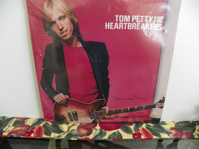 TOM PETTY AND THE HEARTBREAKERS - DAMM THE TORPEDOS Pressing is NM