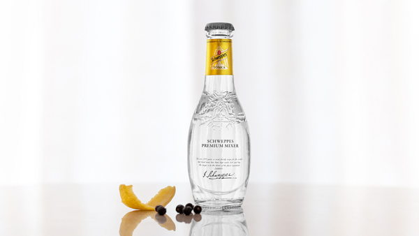 Schweppes Botanical Mixers. Seeking the original effervescence