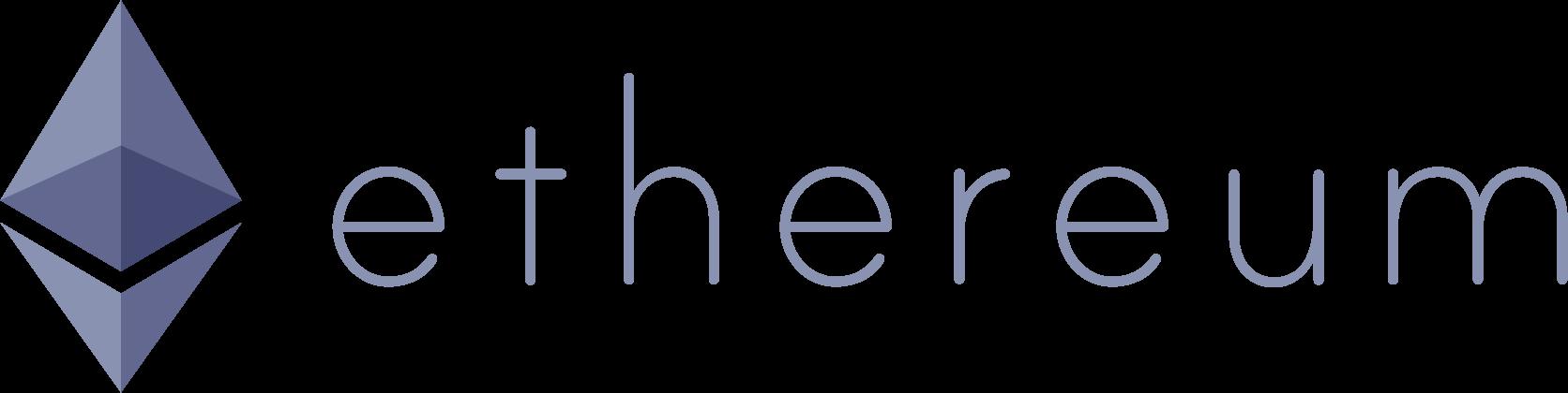Ethereum nav bar logo