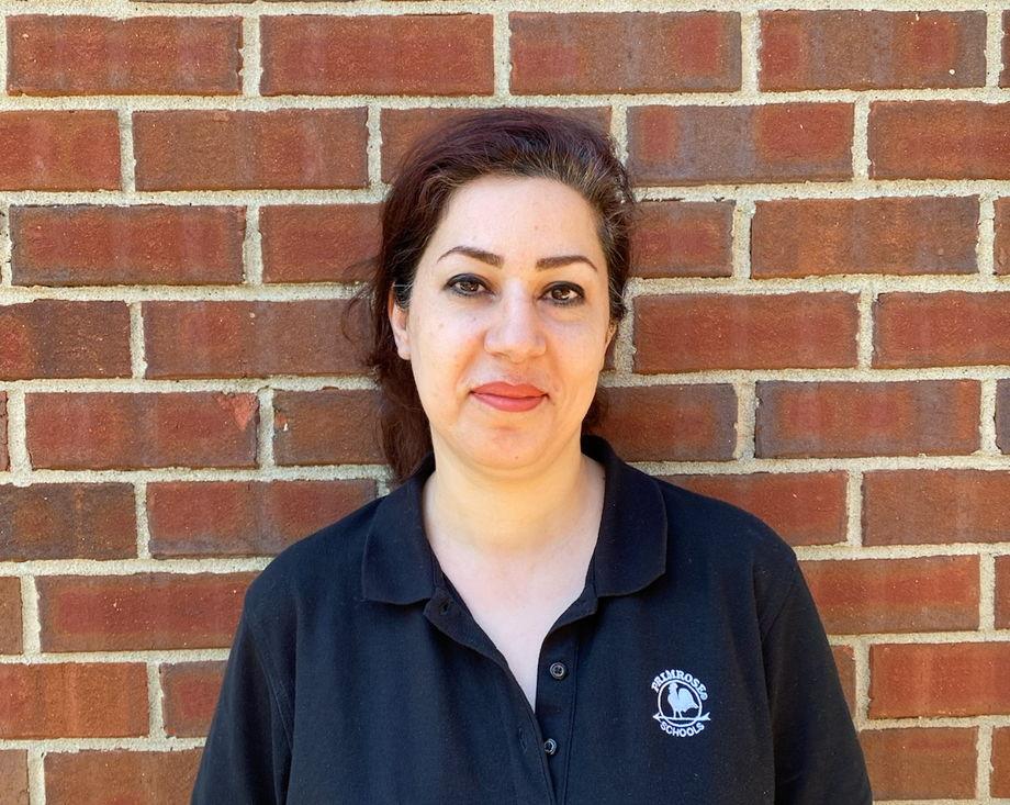 Shirin Derakhshan , Infant Assistant Teacher