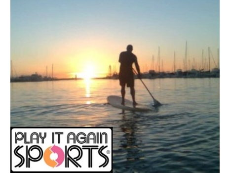 Two Day, Two Person Paddleboard Rental