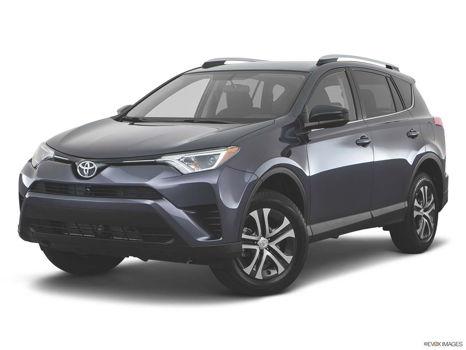 Car Raffle Ticket - Win a 2018 Toyota RAV-4