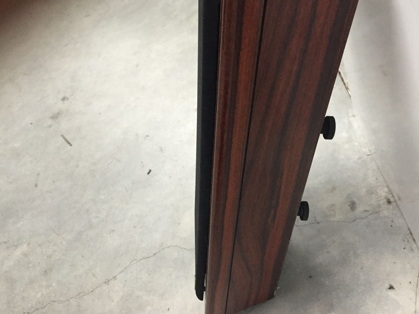 Vienna Acoustics Waltz Rear Surround Speakers with Beautiful Rosewood Finish
