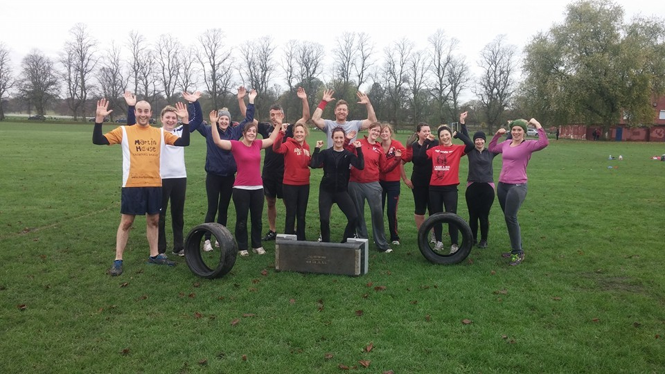 Bootcamp classes in York – Thursdays's Image