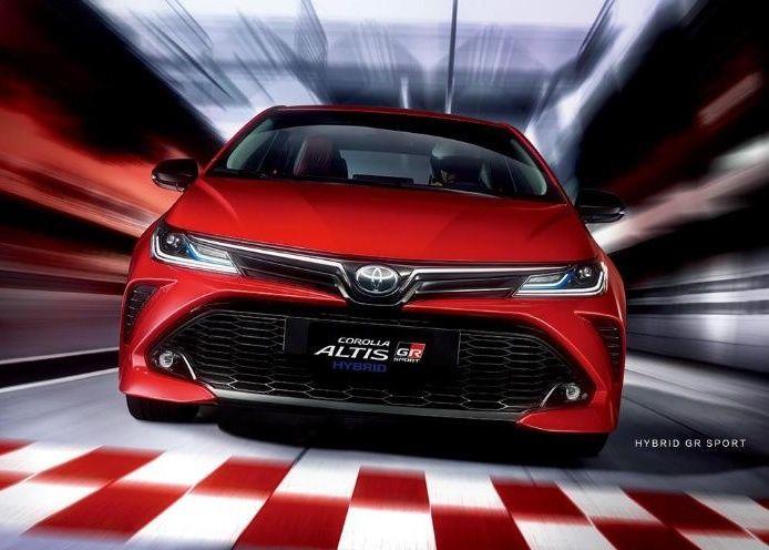 Toyota Corolla GR Ssport