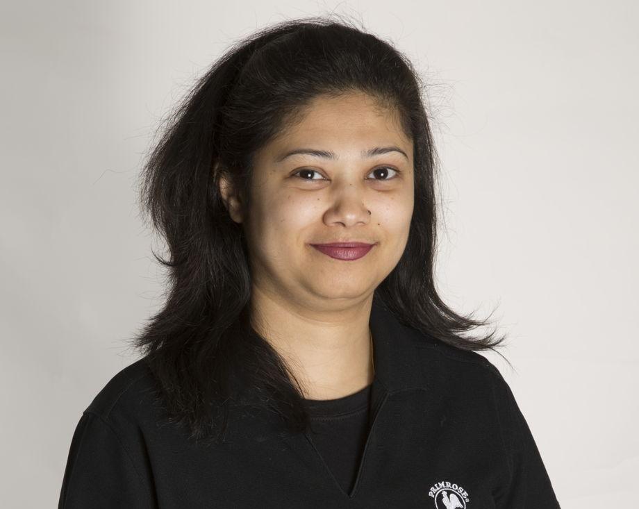 Ms. Syeda , Assistant Teacher