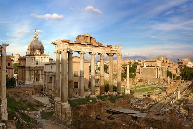 Обзорная экскурсия на двухэтажном автобусе по Риму (билет на 1, 2 и 3 дня)