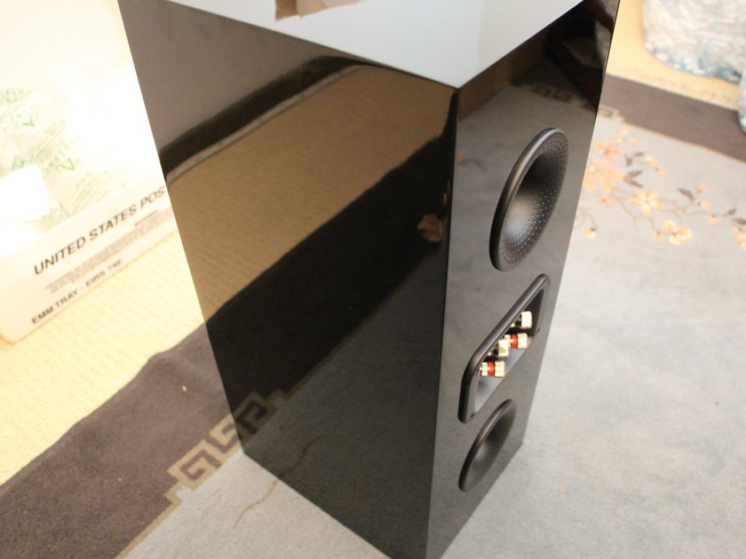 Bowers & Wilkins B&W CM Centre 2 S2 in Gloss Black