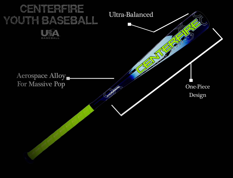 2020 anderson widowmaker -3 bbcor baseball bat specs