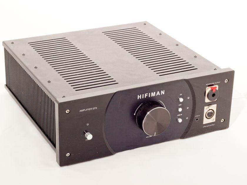 Hifiman EF-6 HiFiMAN EF-6 Demo Unit Headphone Amp - Headphone Amplifier