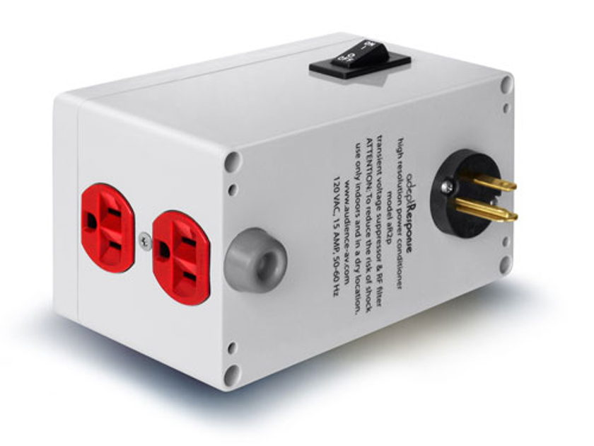 Audience aR2p-TO Power Conditioner Power Conditioner